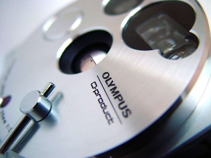 Olympus Camera o-product by Naoki Sakai © Photos by Peter Brune
