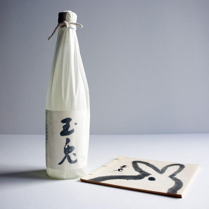 tamausagi 玉兎 by Sakai Naoki