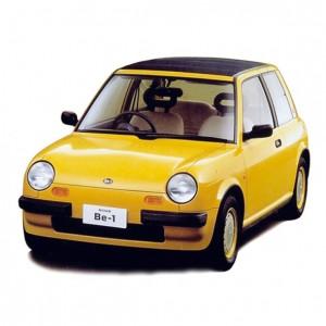 Be-1 Car by Naoki Sakai