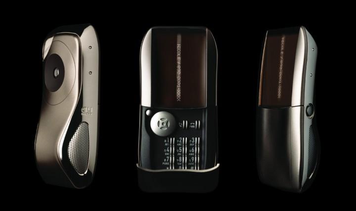 au machina 携帯電話コンセプトモデル